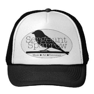 Sergeant Sparrow Hipster Hat Trucker Hat