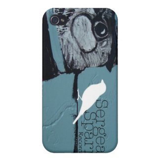 Sergeant Sparrow Ipod Case 4 Case For The iPhone 4