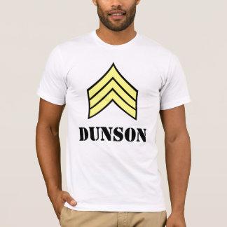Sergeant Stripes D T-Shirt