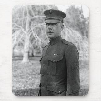 Sergeant's Marine Corps Uniform, 1916 Mouse Pad