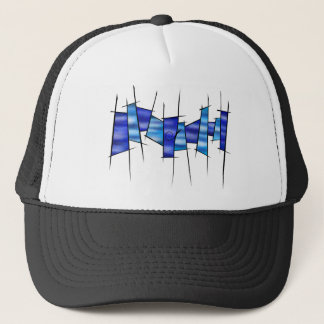 Seria Caloni V1 - the gift - without back Trucker Hat