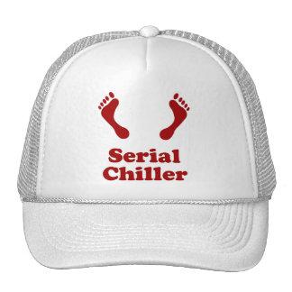 Serial Chiller Mesh Hat