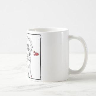 Serie Beijo Classic White Coffee Mug
