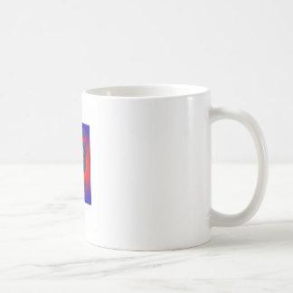 Serie Blue Wall Classic White Coffee Mug