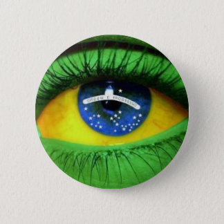 Serie Brasil 6 Cm Round Badge