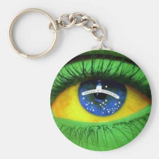 Serie Brasil Key Ring