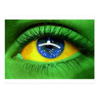 Serie Brasil Postcard