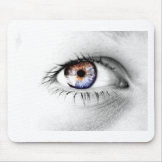 Serie Olho Branco Mouse Pad