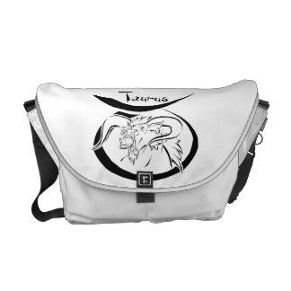 Series 1 Taurus Black Commuter Bag