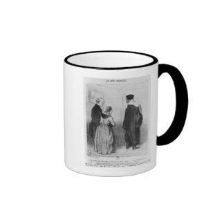 Series 'Les Bons Bourgeois' Coffee Mugs