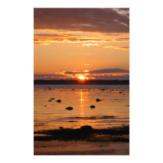 Series Sunset Stationery
