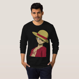 SERIOUS AND ANGRY LUFFY T-Shirt