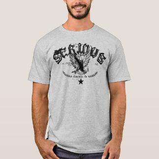 Serious - Crest T-Shirt
