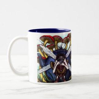Serious Faery Tea Mug