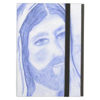Serious Jesus iPad Air Cover