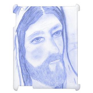 Serious Jesus iPad Covers