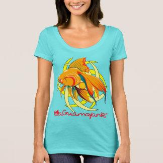 Serious news of resort aquarium by LaGuamayanie© T-Shirt