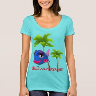 Serious news of resort eyelashes by LaGuamayanie© T-Shirt