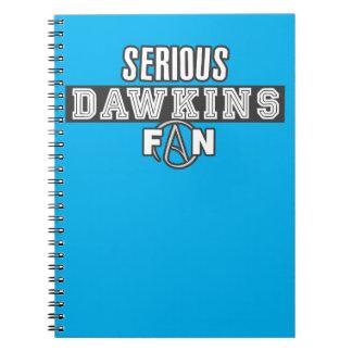 Serious Richard Dawkins Fan - Atheism Note Books