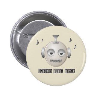 Serious Robot Music - button