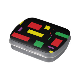 seriously love squares Jelly Belly™  Candy Tin