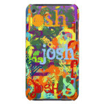 Seriously Personalised iPod Touch Cover