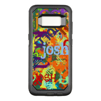 Seriously Personalized OtterBox Commuter Samsung Galaxy S8 Case
