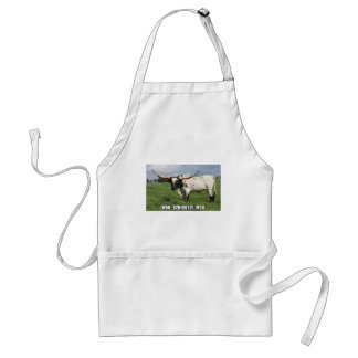 Seriously, that is a lot of Bull Standard Apron