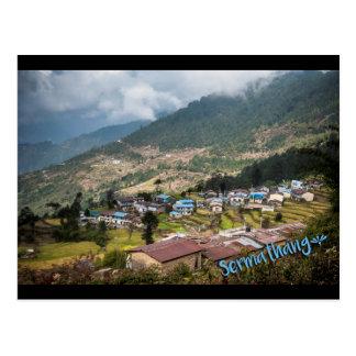 Sermathang Postcard