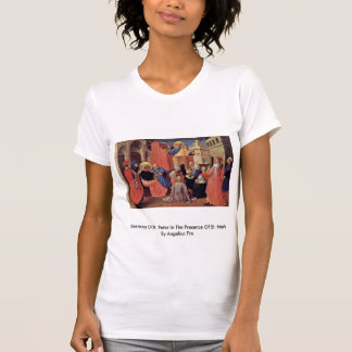 Sermon Of St Peter In The Presence Of St Mark Tees