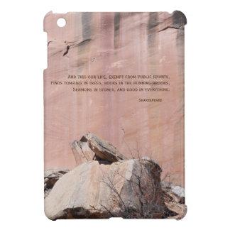 Sermons in Stones iPad Mini Cases