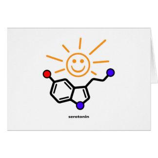 Serotonin Sunshine Card