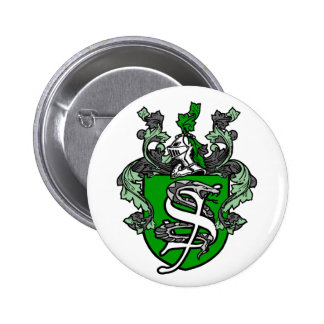 Serpent Crest - Button