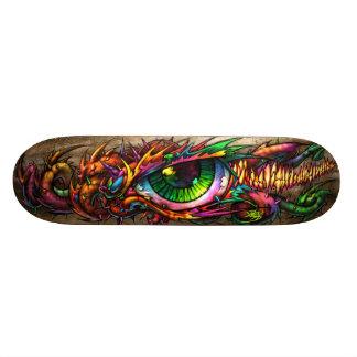Serpent Eye Skate Deck