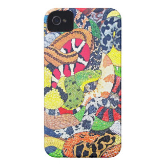 Serpents iPhone 4 Covers