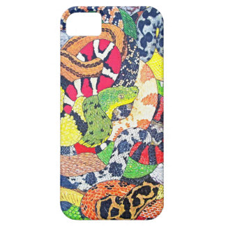 Serpents iPhone 5 Cases