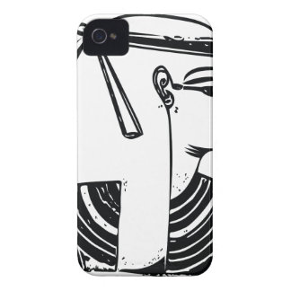 Serquet the Scorpion 1 iPhone 4 Case