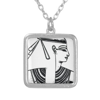 Serquet the Scorpion 1 Silver Plated Necklace