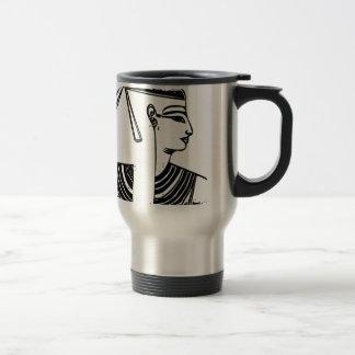 Serquet the Scorpion 1 Travel Mug