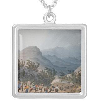 Serra de Estrella or De Neve Silver Plated Necklace