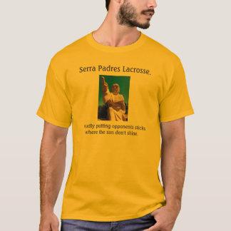 Serra Padres Lacrosse. T-Shirt
