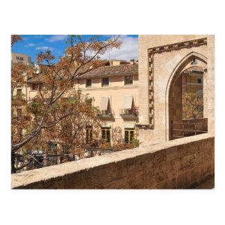 Serrano Torres in Valencia, Spain Postcard