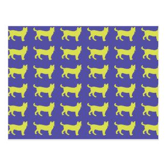 servals postcard