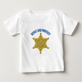 Serve And Protect Baby T-Shirt