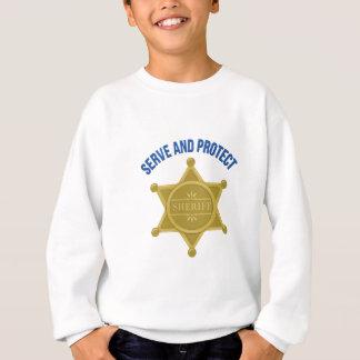 Serve And Protect Sweatshirt