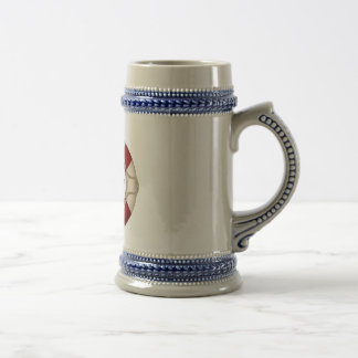Serve the Savior Beer Stein