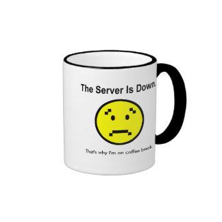 Server is Down Mug