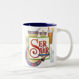 """""""Server"""" Mug"""