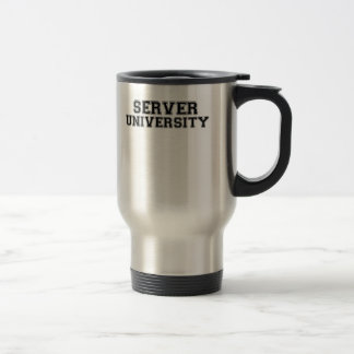Server University Coffee Mug