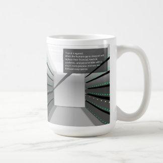 Servers Basic White Mug